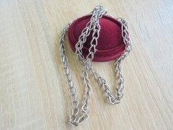 Antik magyar ezüst nyaklánc