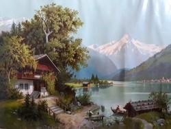 Nyomat/ Zeller See/ Ausztria