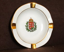 Magyar címeres Bavaria német hamutartó.