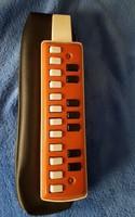 Retro játék hangszer harmonika