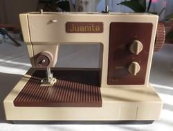 Juanita gyerek varrógép