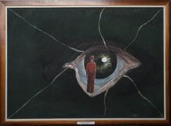 Akrilfestmény 50 x 70 Cm