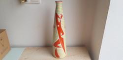 Zsolnay porcelán art deco török jános váza