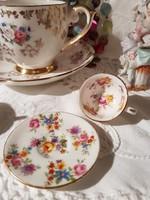 Foley angol baba mèretű porcelàn teàs