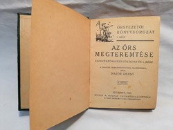 Major Dezső : Az őrs megteremtése 1931