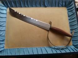 Pezsgődugó-Kés