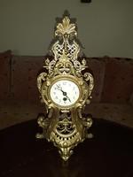 Antik kandalo óra, Gustáv Becker