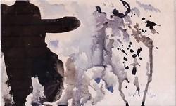 """Ladányi Emory (1902 - 1986  ) """" Gesztusok...!!"""