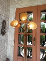 Arr Deco egyedi, különleges álló lámpa. Retro, modern és új környezetben is szép lehet! Eredeti.
