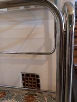 Retro krôm fésülködőasztal