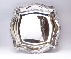 Csodás francia ezüst tál, Emile Puiforcat!