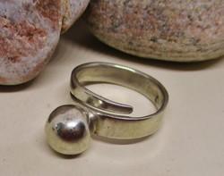 Szépséges iparművész ezüst gyűrű