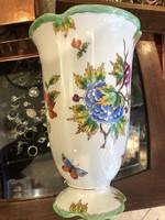 Nagyméretű, porcelán váza, hibátlan, 25 cm-es, 1940-ből,