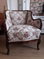 Gyönyörű neobarokk fotelek , fotel