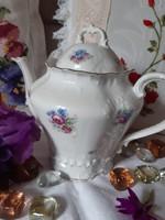 Epiag szecessziós nagy méretű teás kanna