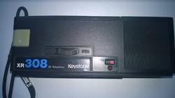 Retro XR308 Keystone fényképezőgép