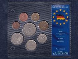 Az utolsó forgalmi pénzek - Németország / id 8952/
