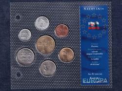 Az utolsó forgalmi pénzek - Szlovákia / id 8951/