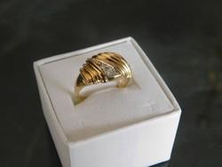 Arany 14 k Női gyűrű   5.7 gr