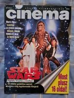 Cinema 1997.április Star Wars 16 oldalon keresztül
