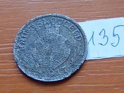 NÉMET 10 PFENNIG 1917 NOTGELD WWI KRIEGSGELD CINK 135. ( KEDVEZMÉNY LENT!!)