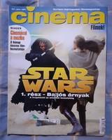 Cinema 1999/7 Star Wars: Baljós árnyak  16 oldalon keresztül