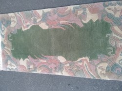 Szőnyeg , keleti gyapjú  140x70 cm