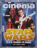 Cinema 1999/9 Star Wars 35 oldalon keresztül