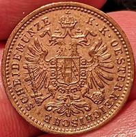 ★1891 Ferenc József 1 Krajcár★