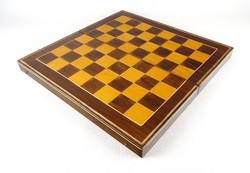 1A542 Régi sakk sakktábla figurák nélkül