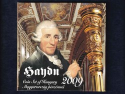 Haydn forgalmi sor 2009 PP ezüsttel / id 8970/