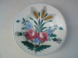 Régi bélapátfalvi tányér