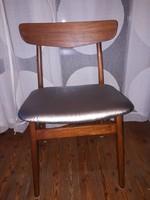 Vintage Mid Century pillangó étkező székek - dán design  tavaszi AKCIÓ  Leáraztam