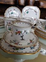 Tuscan angol porcelàn teàs csèsze