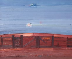 Alexander the Great: fence with gate, (Balaton) 1987