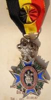 Belga kitüntetés 006