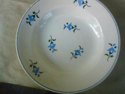 Régi bélapátfalvi fali tányér