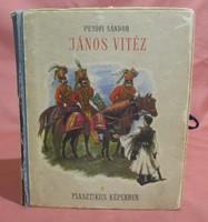 Igazi ritkaság - János Vitéz plasztikus képekben - könyv