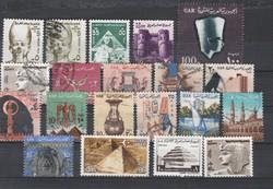 20 Különféle 0073 Egyiptom