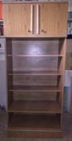 Farád polcos, könyves szekrény Cardo bútorgyár