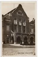 Kiskunhalas Városi színház ca 1930