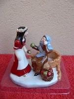 Villeroy&Boch porcelán figura