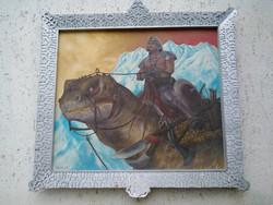Hatalmas festmény alkalmi áron