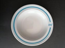 Alföldi reklám porcelán tányér - EP