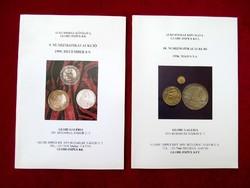 Numizmatikai aukció 9 / 10. - érme árverési katalógus - Aukciósház Kővágó L. - Globe-Impex Kft.