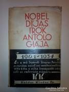 Nobel-díjas írók antológiája (1935)