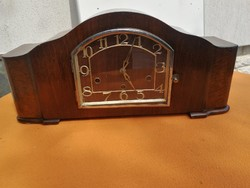 Asztali óra, Art deco. Zenélő Négyedütős óra!!
