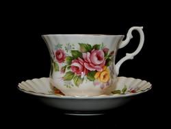 Royal Albert szépséges virágos szett a nyári sorozatból! TEÁS