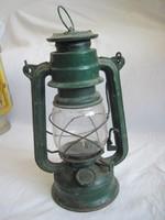 Régi petróleum lámpa Jupiter viharlámpa