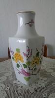 Hollóházi nagy váza